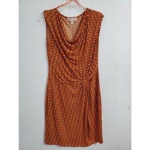 Orange Michael by Michael Kors Dress